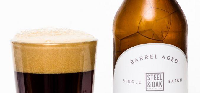 Steel & Oak Brewing Co. – En Blanc Barley Wine