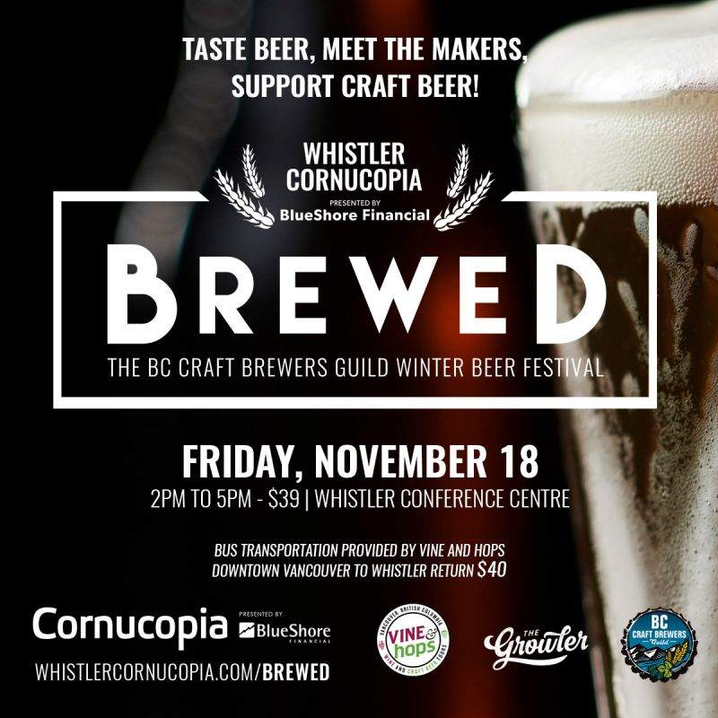 BC Craft Brewers Guild - Brewed