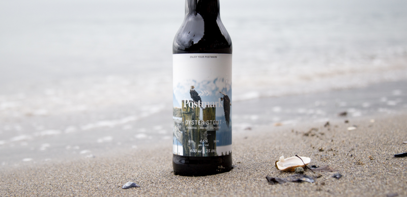 Postmark Brewing Oyster Stout