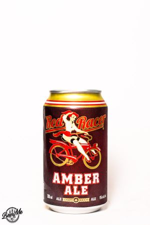 Central City Brewing Red Racer Amber Ale Can