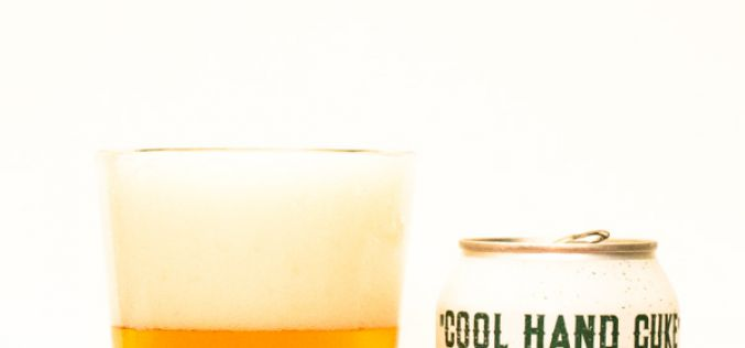Hearthstone Brewery – Cool Hand Cuke Cucumber Sour