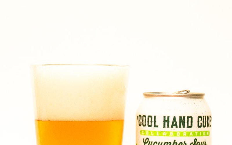 Hearthstone Brewery – Cool Hand Cuke Cucumber Sour