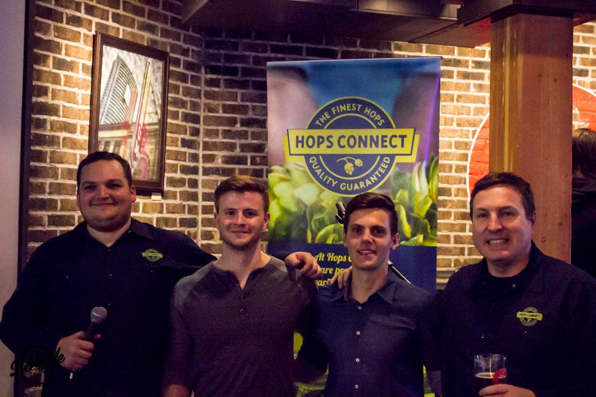Hops Connect Cup 2016 Best Beer
