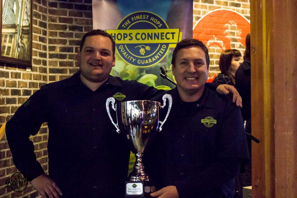 Hops Connect Cup 2016 Trophy