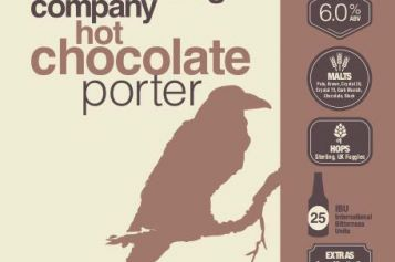 Ravens Brewing Co. Brings Back the Hot Chocolate Porter