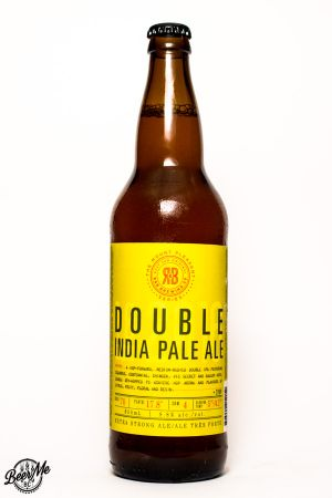 R&B Brewing Co Mt Pleasant Double IPA Bottle