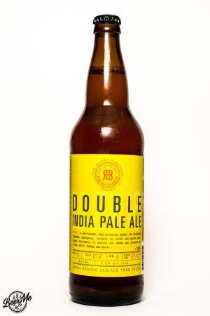 R&B Brewing Co Mt Pleasant Double IPA Bottle