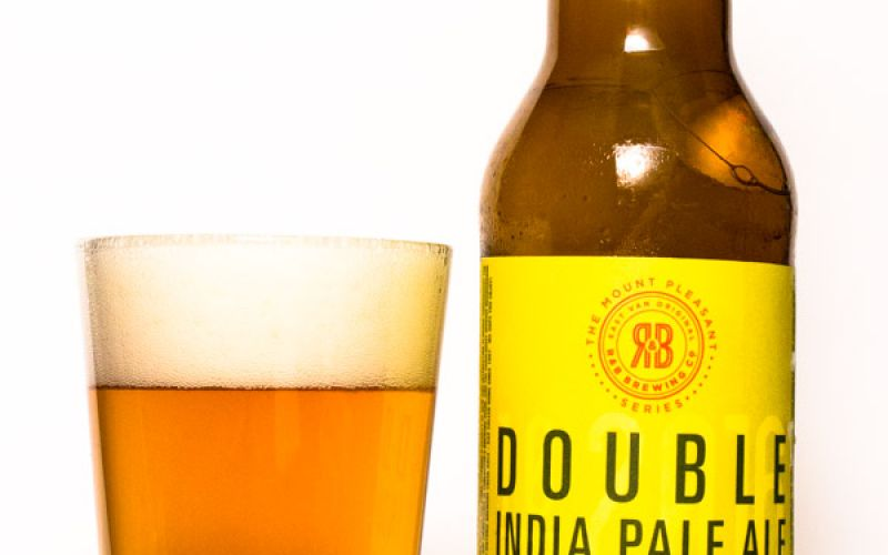 R&B Brewing Co. – Mt Pleasant Double IPA