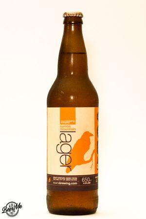 Ravens Brewing Co Sumas Mountain Lager Bottle