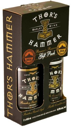 Central City Brewing Thors Hammer Gift Pack