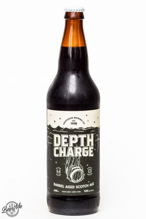 Lighthouse Brewing Depth Charge Scotch Ale Review