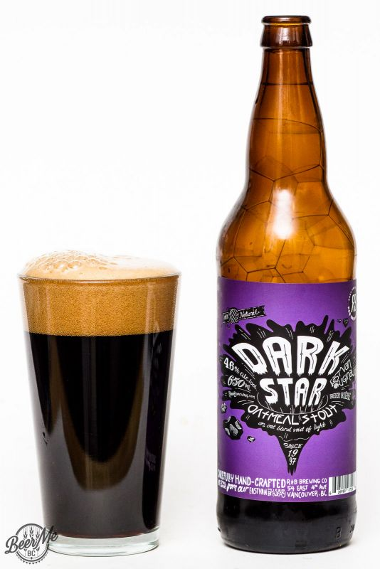 R&B Brewing Dark Star Oatmeal Stout Review