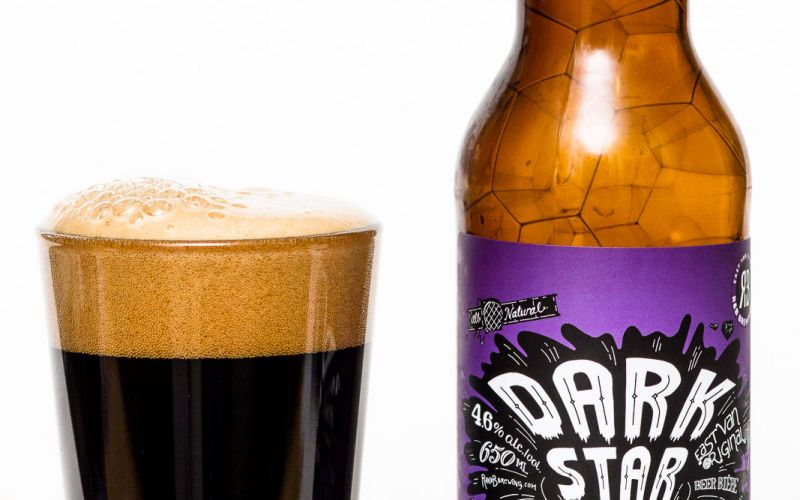 R&B Brewing Co. – Dark Star Oatmeal Stout