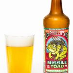 Phillips Brewing Missile Toad Imperial IPA Review