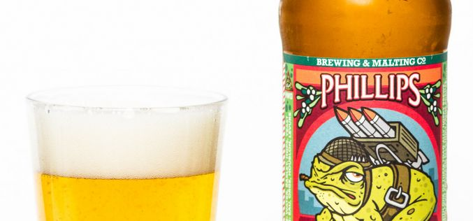 Phillips Brewing Co. – Missile Toad Imperial IPA