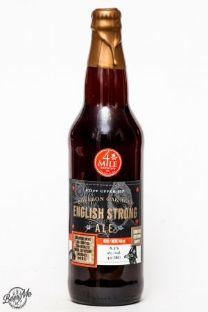 4 Mile Brewing Barrel Aged English Strong Ale Review
