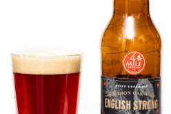 4 Mile Brewing Co. – Bourbon Oak Aged English Strong Ale