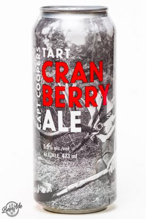 Trading Post Brewing - Capt. Coopers Tart Cranberry Ale Review