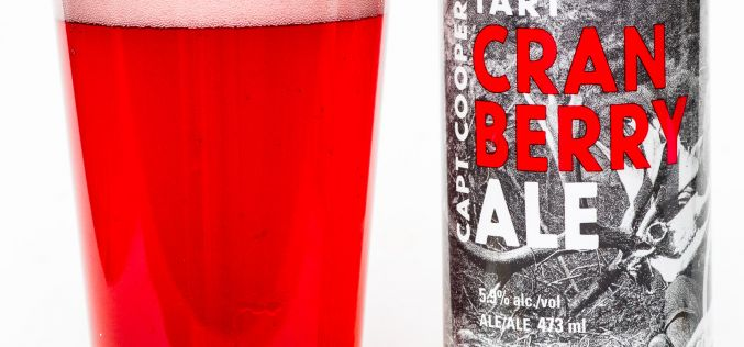 Trading Post Brewing – Capt. Cooper's Tart Cranberry Ale