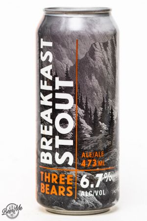Trading Post Brewing - Three Bears Breakfast Stout Review