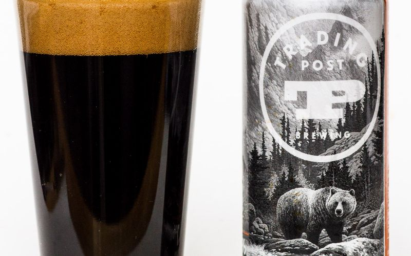 Trading Post Brewing Co. – Three Bears Breakfast Stout
