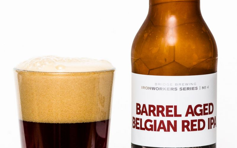 Bridge Brewing Co. – Barrel Aged Belgian Red IPA