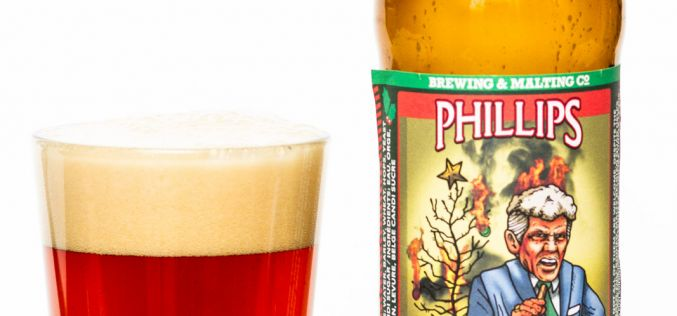 Phillips Brewing – Anxiety Ale Belgian Quad