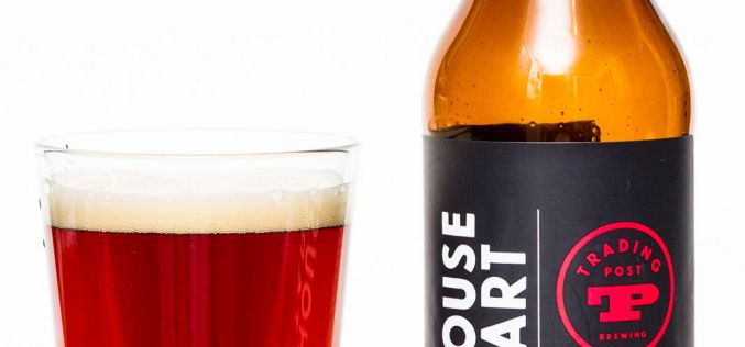 Trading Post Brewing Co. – Farmhouse Dark Tart Ale