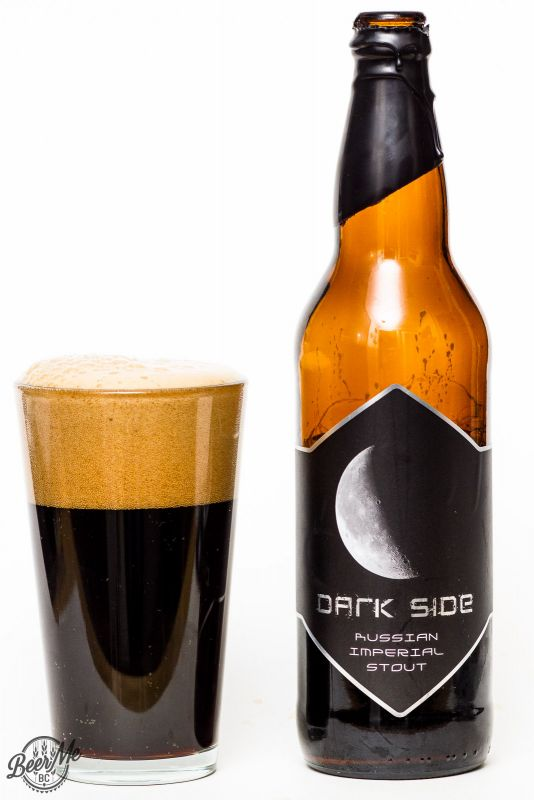 Fuggles & Warlock - Dark Side Imperial Stout Review
