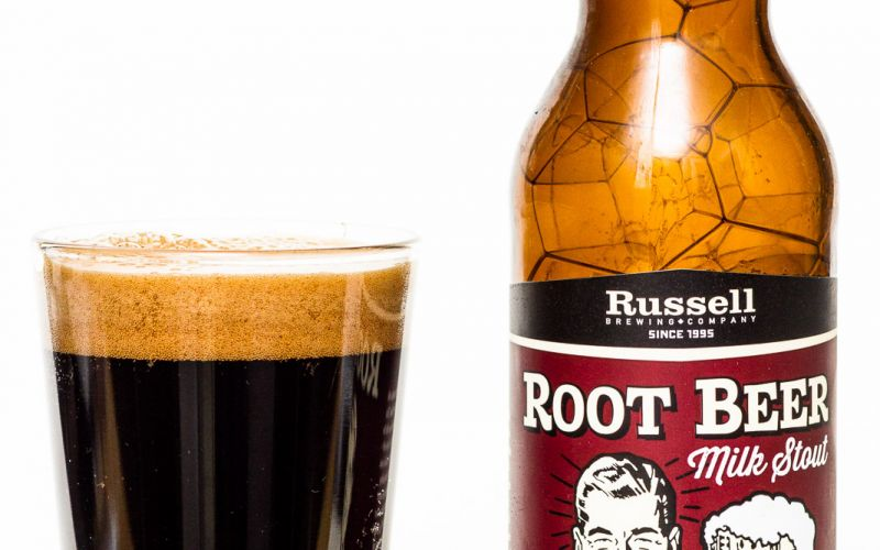 Russell Brewing Co. – Root Beer Milk Stout
