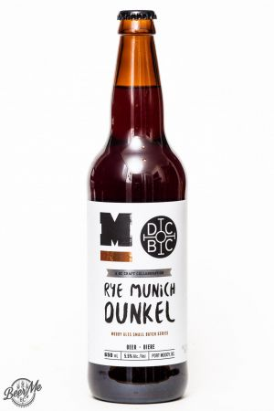Moody Ales & Doans Craft Brewery - Rye Munick Dunkel Reivew