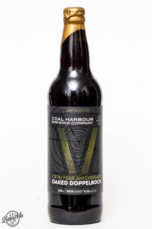 Coal Harbour 5th Anniversary Barrel Aged Doppelbock Review