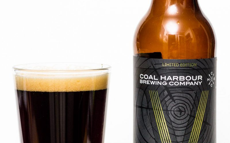 Coal Harbour Brewing Co. – 5th Anniversary Oaked Doppelbock