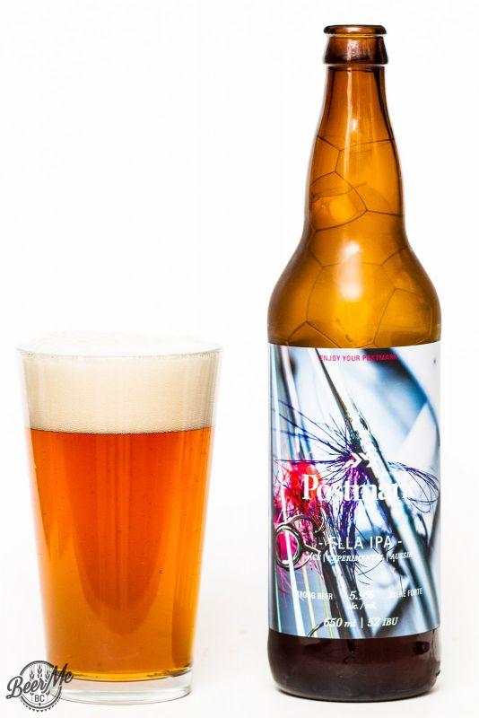 Postmark Brewing Ella IPA Review