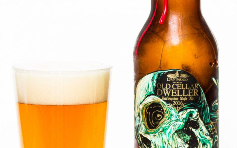Driftwood Brewery – 2016 Old Cellar Dweller Barleywine