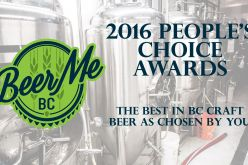 2016 People's Choice Awards – The Best in BC Craft Beer
