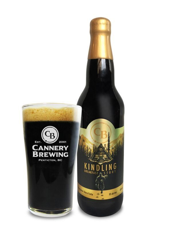 Cannery Brewing Kindling Breakfast stout