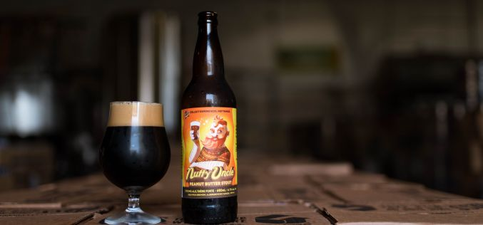 Nutty Uncle Peanut Butter Stout Returns from Dead Frog