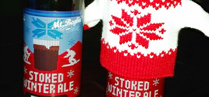 Getting Stoked with Mt. Begbie's New Spiced Winter Ale