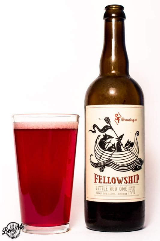 Strange Fellows Brewing Little Red One