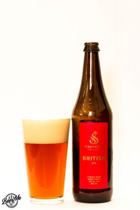 Strathcona Beer Company British IPA