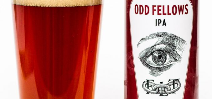 Saltspring Island Ales – Odd Fellows IPA