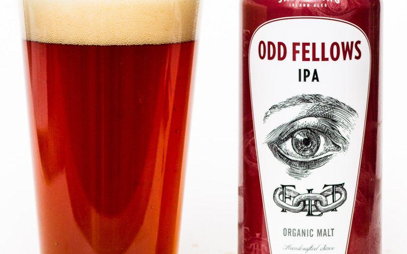 Saltspring Island Ales – Odd Fellows IPA