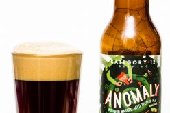 Category 12 Brewing – Anomaly Bourbon Barrel Aged Belgian Ale