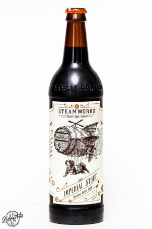 Steamworks Brewing Barrel Aged Imperial Stout Review