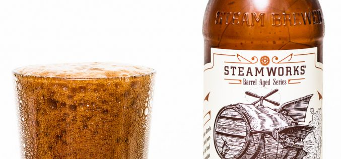 Steamworks Brewing Co. – 2016 Imperial Stout