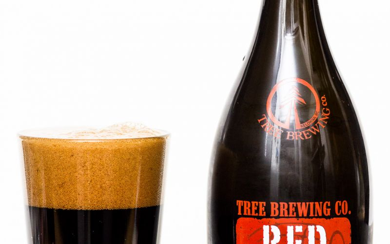 Tree Brewing Co. – 2016 Red Wood Wine Barrel Aged Beer