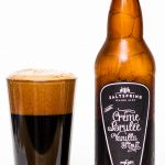 Saltspring Island Ales - Creme Brulee Stout Review
