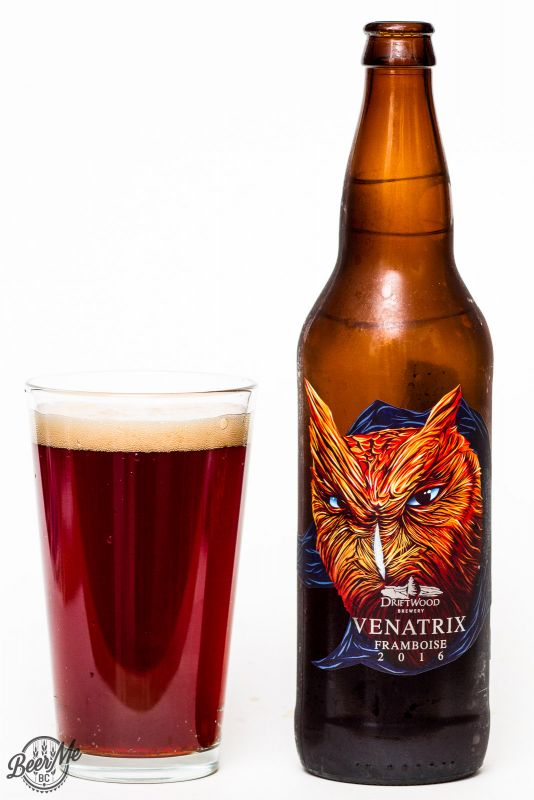 Driftwood Brewery Venatrix Framboise Review