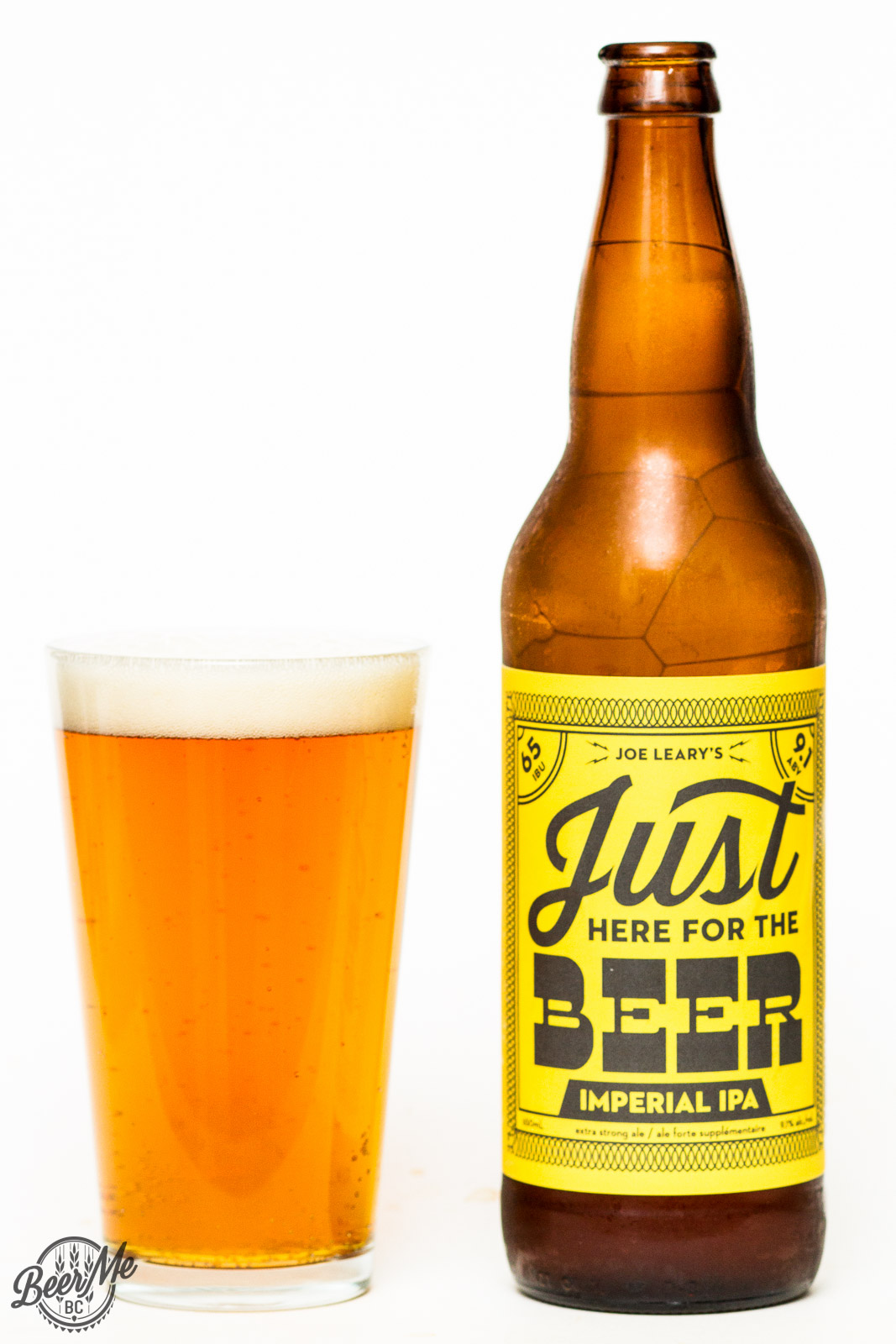 Lighthouse Brewing - Just Here For The Beer Imperial IPA Review